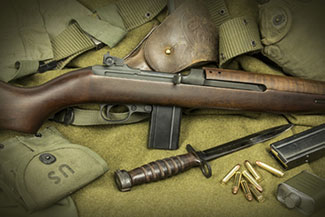 inland manufacturing m1 1945 carbine