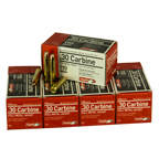 ( Temp out of stock ) Aguila .30 Carbine Ammo (1000 rd Case)