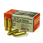 ( Temp out of stock ) Aguila .30 Carbine Ammo (1000 rd Case) VIP 1