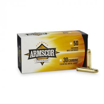 Armscor .30 Carbine Ammo (1000 rd Case)