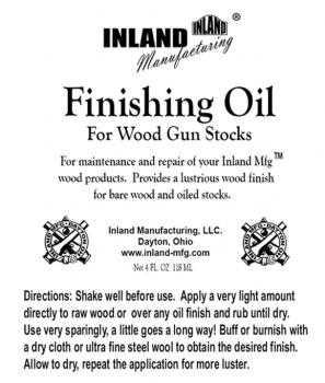 Inland Finishing Oil (4 OZ)